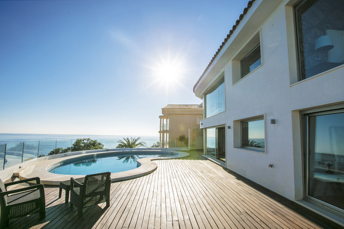 Villa de luxe avec piscine résidence secondaire